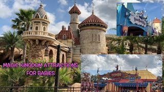 Magic Kingdom Attractions for Babies