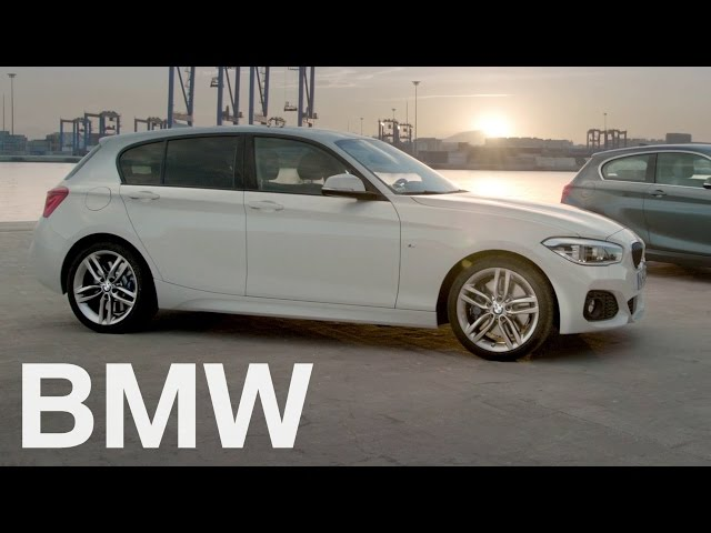 The all-new BMW 1 Series. All you need to know. - YouTube