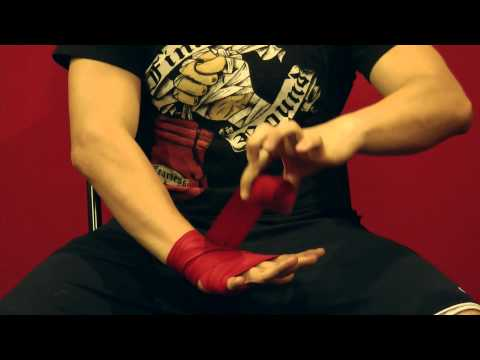 How To Wrap Your Hands For Boxing & MMA Training Image 1