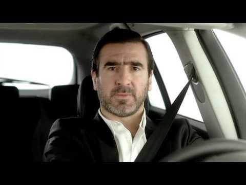 0 pub Renault laguna avec Eric Cantona (HD)