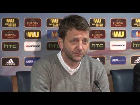 Tim Sherwood: Spurs are ready for Arsenal