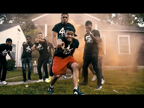 CASINO JIZZLE | 4x4real (Official Music Video) | Shot by @AcrazyproductioN