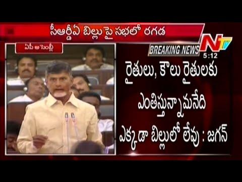 Chandrababu About Assembly Rules