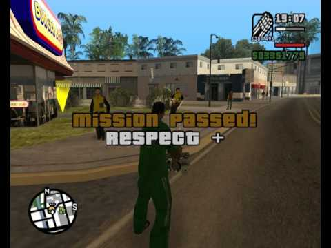 GTA San Andreas- Cheat menu rapid review