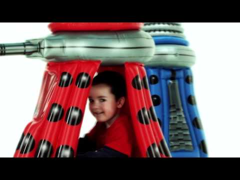 Zappies Exclusive - Ride In Dalek