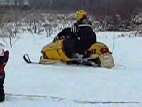 ski-doo mach z 800 weely