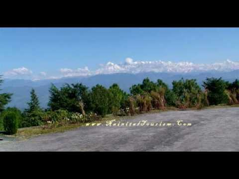 Kausani Uttarakhand - Switzerland of India - Himalayas - Tourism - Trip - Tour - Sunrise