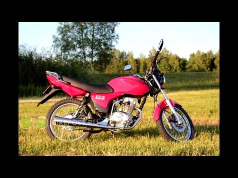 Топ мотоциклов до 50000 рублей 2016!