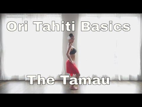 Dance with Leolani Ori Tahiti 1 - The Tamau
