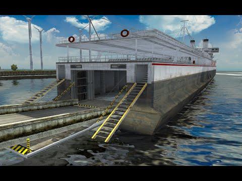 Euro Truck Simulator 2 - Mapa ProMods Scandinavia : Balsa