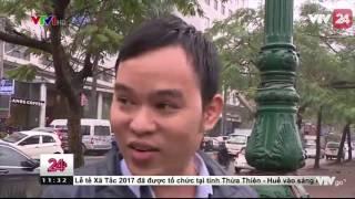 Kỳ Diệu - Biến Nước Sông Tô Lịch Thành Nước Uống - Tin Tức VTV24