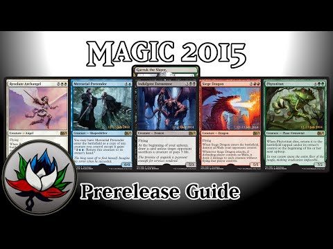 M15 Prerelease Guide and Tips! What Color Should You Play?