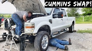 $5,000 2010 Ford F350- Cummins Swap 6.4L to 12 valve Cummins