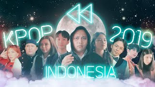 KPOP REWIND INDONESIA 2019 : 'KPOP WITH LUV'