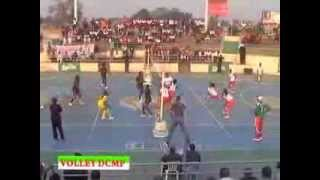 Coupe du Congo 2013 DCMP vs AS V/CLUB (Volleyball féminin)