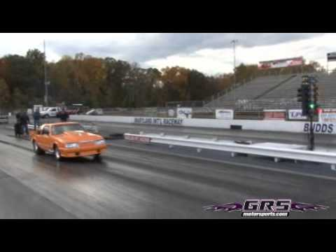 World Fastest Mustang 6.57 @ 227
