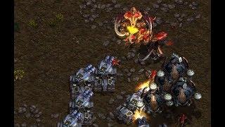 EPIC - Hero (Z) v Sea (T) on Fighting Spirit- StarCraft  - Brood War REMASTERED