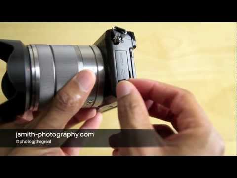 Sony NEX-7 Review Part 2