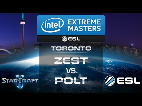 Zest vs. Polt (PvT) - IEM Toronto 2014 - Group A - StarCraft 2