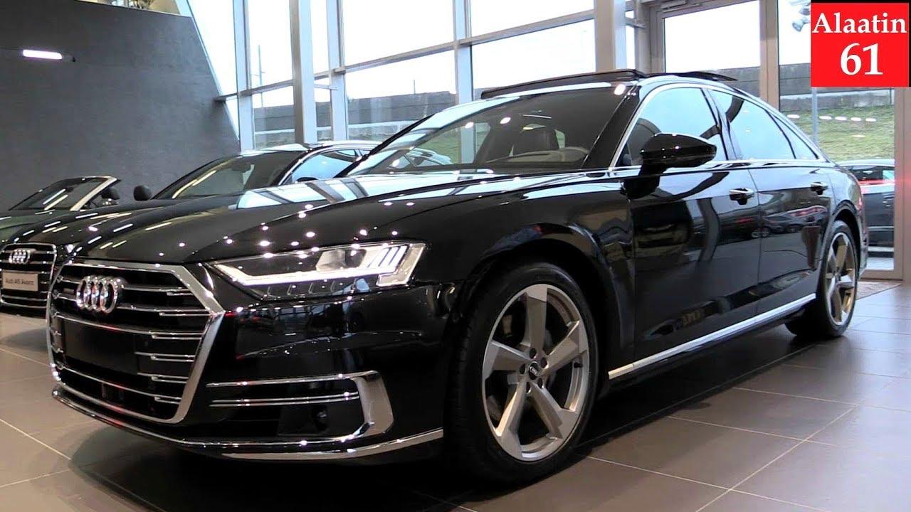 Audi A8 L 2018  pictures information amp specs
