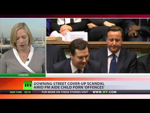 Swept Under Rug: Cameron Cover-up Scandal Over Aide's Child Porn Probe video