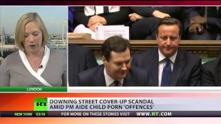 Swept Under Rug: Cameron cover-up (scandal) over aide's child porn probe 3/6/14