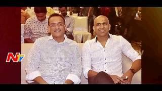 Special AV on Shobu Yarlagadda and Prasad Devineni || #Baahubali2