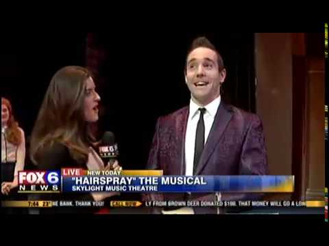"Hairspray the Musical ""Learn the Madison"" on FOX6"