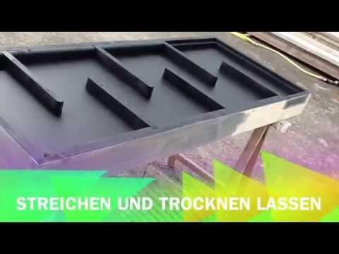 Bauanleitung Solar Luftkollektor Zum Selberbauen