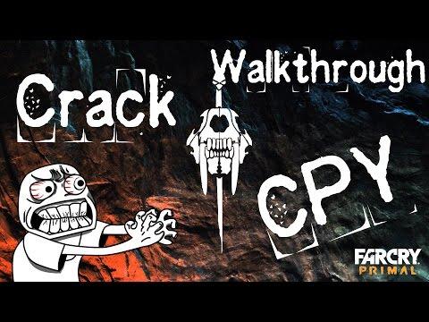 Взломанный FAR CRY: PRIMAL. Пиратка. Прохождение cracked by CPY #1