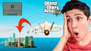¿Qué PASA si VIAJAS a VICE CITY en GTA 5? Grand Theft Auto V - GTA V Mods