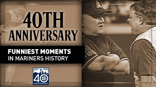 Funniest Moments in Mariners History