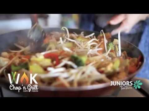 Wok Chop Grill
