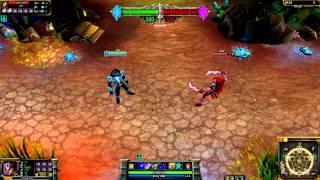 PAX Twisted Fate (2012 Visual Upgrade) League of Legends Skin Spotlight