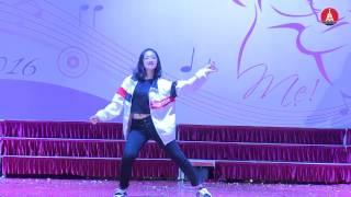 Giải Nhì: Nhảy hiện đại - Thủy Tiên (9I1)
