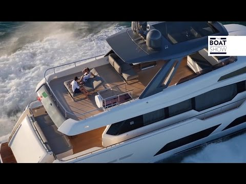 [ITA] FERRETTI YACHTS  850 - Review - The Boat Show