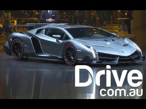 Lamborghini Veneno $4.5 million supercar | Performance | Drive.com.au