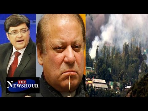 17 Soldiers Martyred in Uri - Pakistan Should Be ISOLATED: The Newshour Debate (18th Sep)