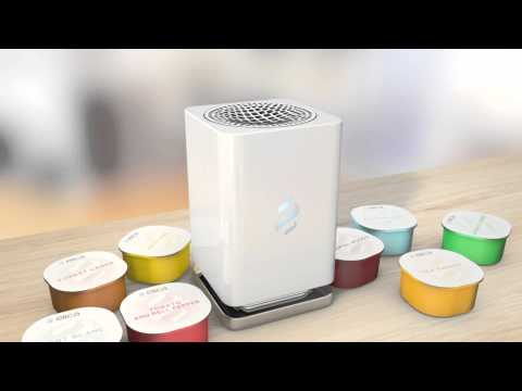 Marie - the smart fragrance diffuser