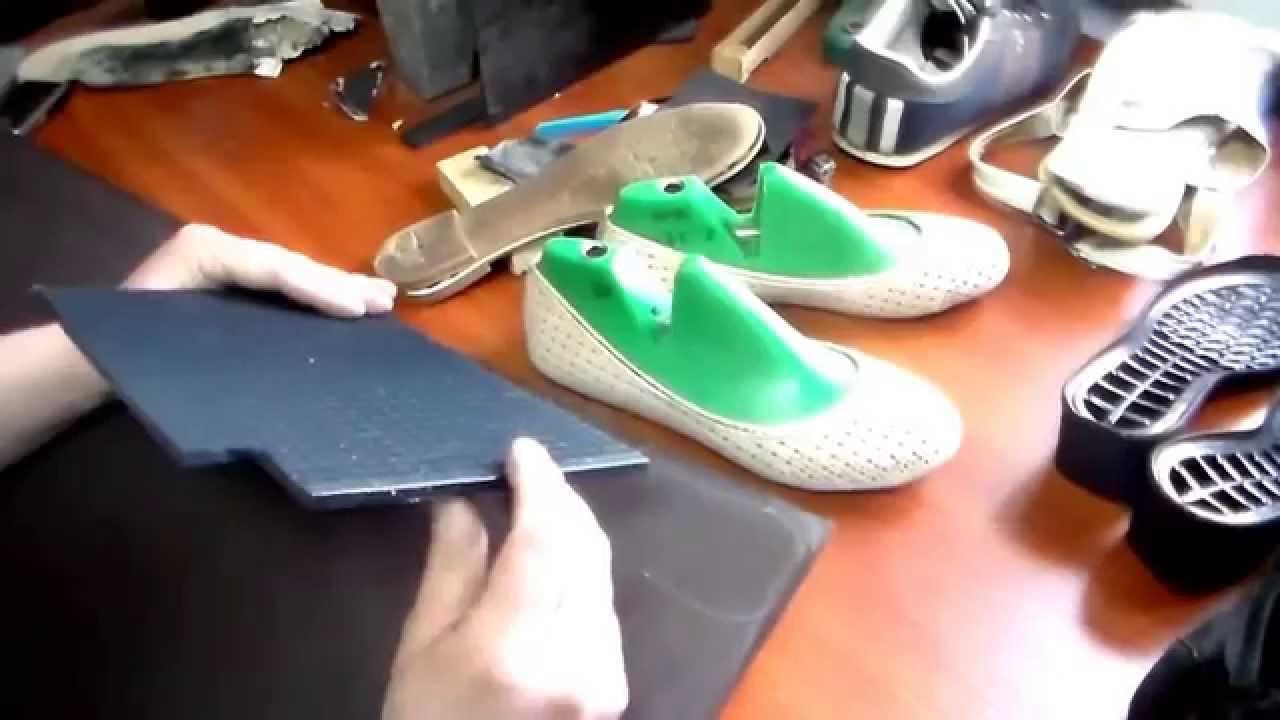 Подошва для обуви своими руками 94