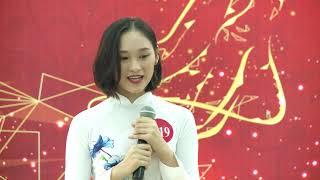 HKSVVN 2018: Nguyễn Thúy Nga (MS 1019) - Trường ĐH Kinh doanh Công nghệ HN