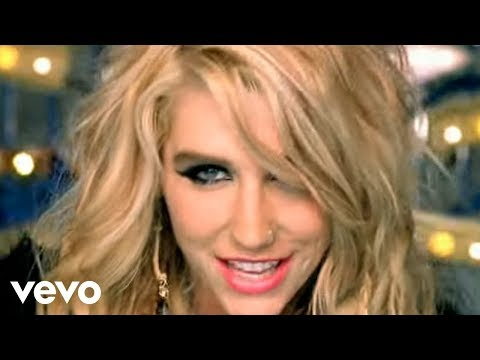 Ke$ha - Blah Blah Blah ft. 3OH!3 Music Videos