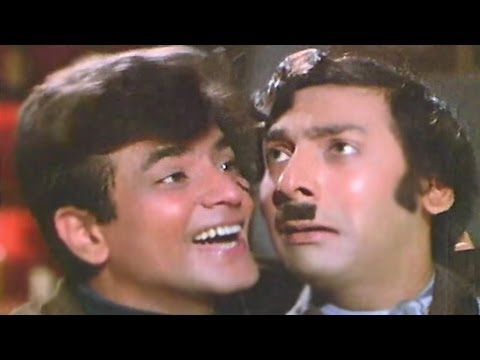 Darr Lage To Gana Gaa - Jeetendra, Mohammad Rafi - Yaar Mera Song video