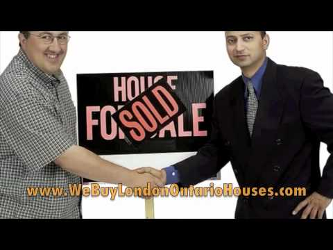 We Buy London (Ontario) Houses — 226-781-0255 — Sell Your House Fast!