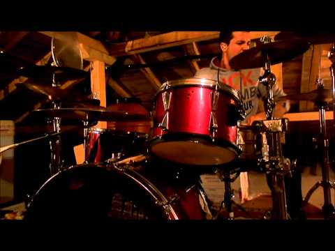 Canon Rock - Jerry C (drum Cover By Jovan) video
