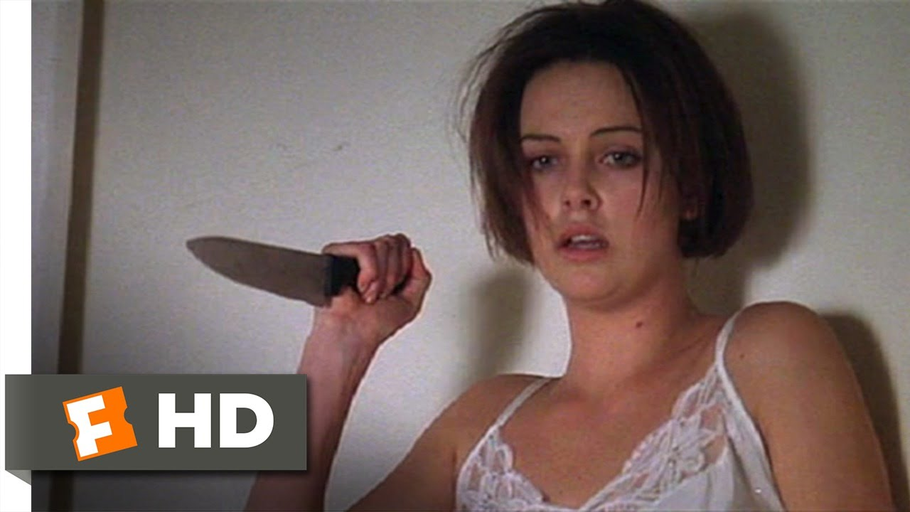 The Devil's Advocate (4/5) Movie CLIP - Where's Your Mommy ... Charlize Theron