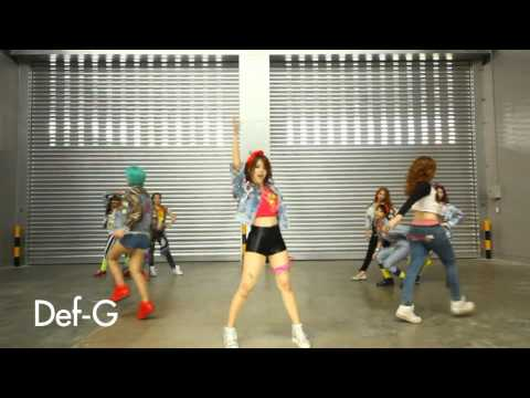 Girls' Generation 소녀시대 I Got A Boy Dance Ver. Cover By Def-g (thailand) video