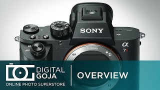 SONY ALPHA A7R II Full Frame Mirrorless Digital Camera | Overview Video