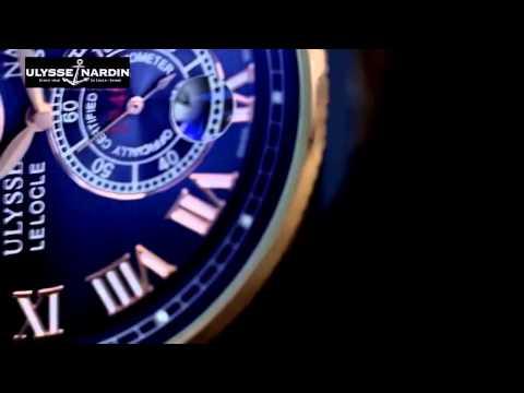 Ulysse Nardin Macho Palladium 950 Luxury Watch Review