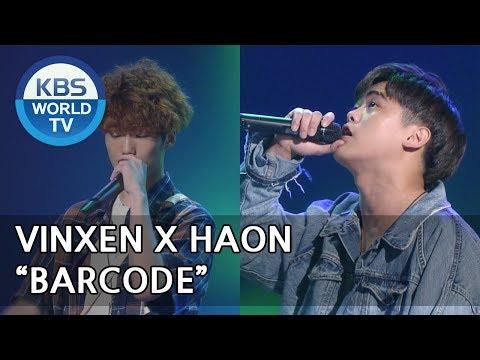 VINXEN X HAON - Barcode(바코드) [Yu Huiyeol's Sketchbook/2018.05.12]